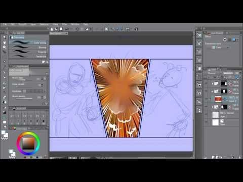 Clip Studio Paint EX ~ Manga Studio EX5 ~ Overview 01