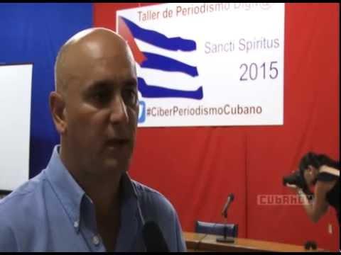 #CiberPeriodismoCubano a debate en Sancti Spíritus