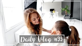 AM HOLLYWOODSET! #dailyvlog Nr. 99 | MANDA