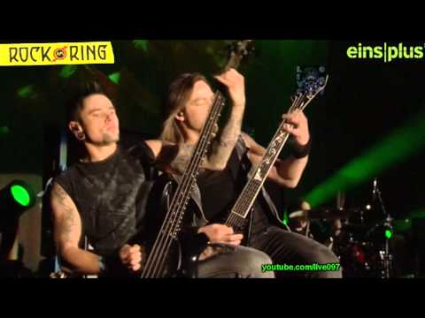 Bullet For My Valentine - Tears Don't Fall Live At Rock Am Ring 2013 (HD)