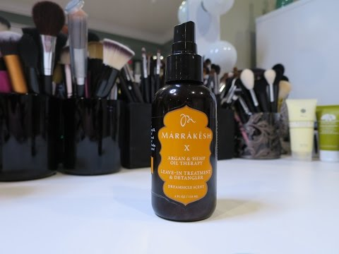 Product Review: Marrakesh X Dreamsicle Leave-In Treatment and Detangler