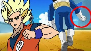 10 WORST ANIMATED MOMENTS IN DRAGON BALL SUPER: BATTLE OF GODS ARC