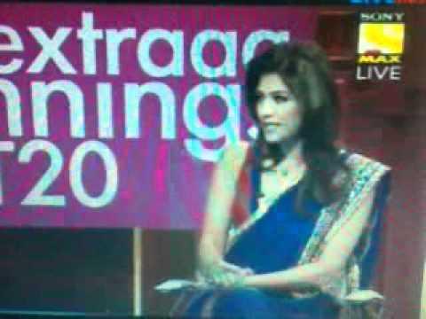 Hot Archana Vijaya In Ipl video