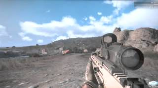 E3 2012: ArmA 3 Gameplay Walkthrough Part 2/2