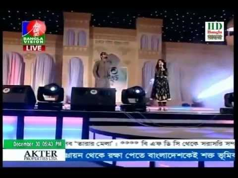 Arfin Rumey & Porshi- Tumi Acho Ami Achi [HD Bangla Song] - by MR. NUR AL HOQ KARIM