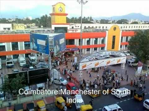 Ten Most Notable South Indian Cities video