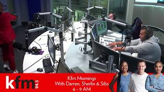 Kfm Mornings gives away R100000 with Lottostar
