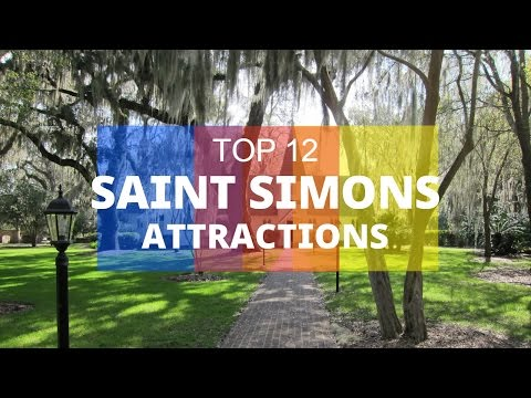 Top 12. Best Tourist Attractions in Saint Simons Island - Georgia