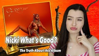 Nicki Minaj ~ Queen Album REVIEW