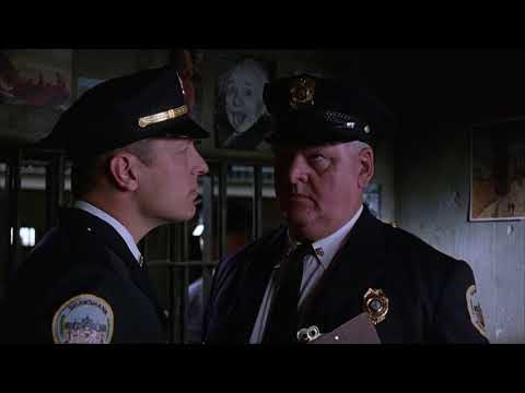 The Shawshank Redemption :Norton Finds Out That Andy Has Escaped The Prision