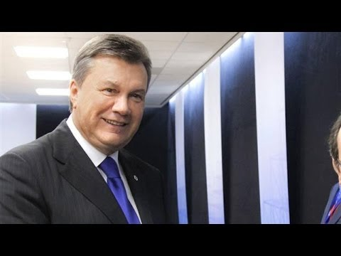 Ousted Ukraine President Victor Yanukovich Issues Defiant Statement