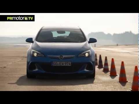 Opel Astra OPC Car News TV PRMotor TV Channel
