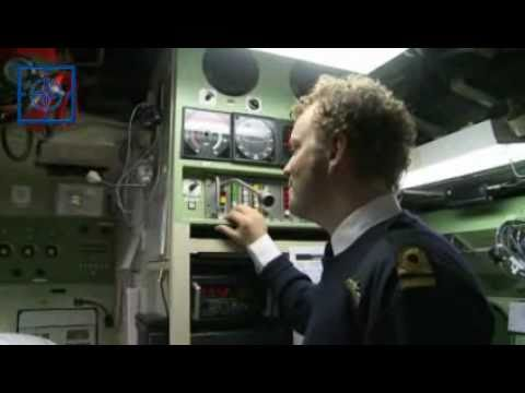 NATO - Counter-piracy operations: Life on board the submarine