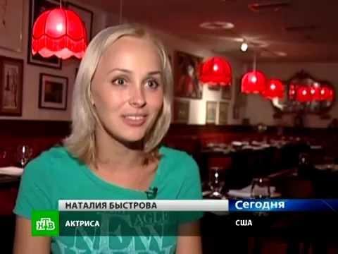 Мюзикл РУСАЛОЧКА - НТВ о готовящейся премьере