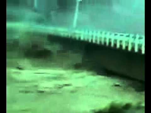 Raging Flood Water Destroys Pakistan Shangla, Swat Kund Bridge video