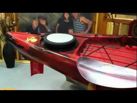 Jackson Kayak Cuda 14 Fishing Kayak Overview, Review