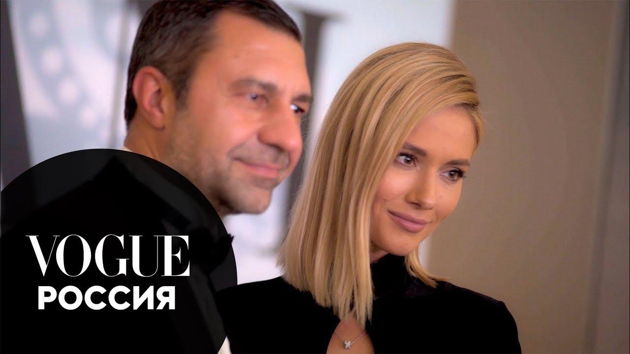 Премьера коллекции украшений Alsara by Damiani в Москве