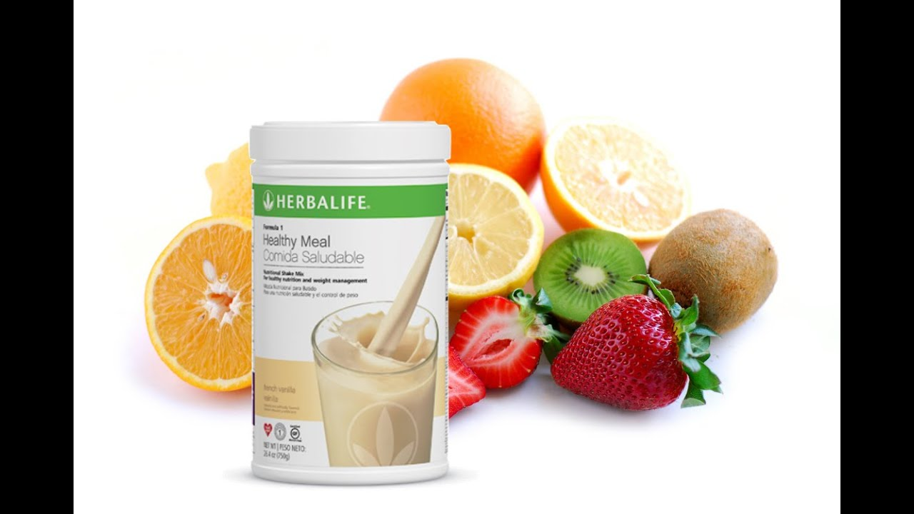 The Easy Herbalife Meal Plan - YouTube