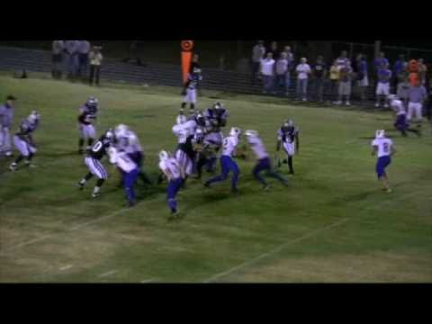 Spring Hill Bears @ Lafayette County Cougars 2010.