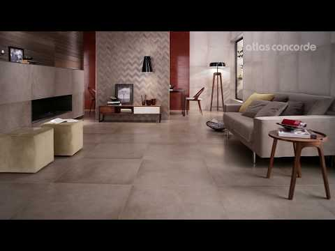 Home Living | Resin&Concrete look | Atlas Concorde | Dwell