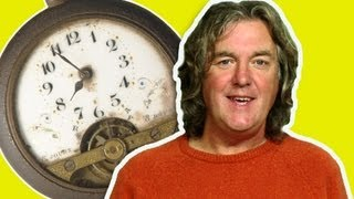 What exactly is one second? | James May's Q&A (Ep 2) | Head Squeeze