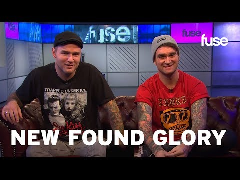 New Found Glory Tattoo Tour
