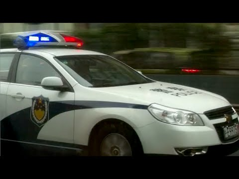Shanghai (China) Police Chevrolet Responding Code 2