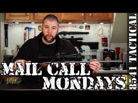 Mail Call Mondays Season 2 #05 - .22LR Trainers (Savage Mark II) and Databooks