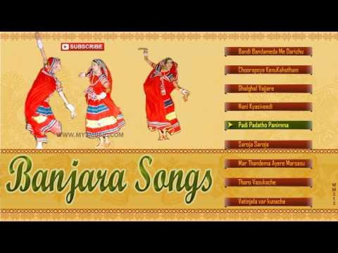 Banjara Songs | Janapadalu | Folk Songs | Juke Box video