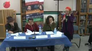 Blu Greenberg, Malke Bina and Rahel Berkovits In Conversation