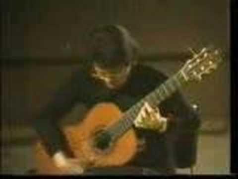 Leo Brouwer-Danza Charistica