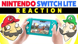 Nintendo Switch Lite Reaction - Hot Take