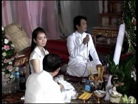 ทำขวัญนาค โดยทศพล หิมพานต์ 2 By พนอวีีดีโอ