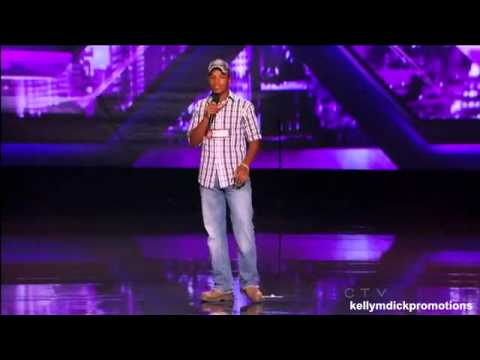 Skyelor Anderson - The X Factor U.S. - Audition - Episode 3