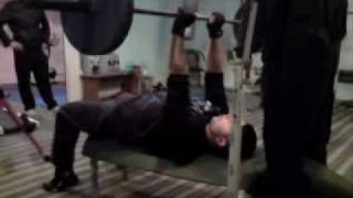 Lying Triceps Press 60 kg (132 lbs)  Tricep Exercises