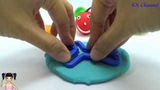 ChiChi ToysReview TV - Trò Chơi đất nặn Play doh ĐỒ CHƠI BÉ GÁI Nặn hình con vật VIDEO CHO BÉ