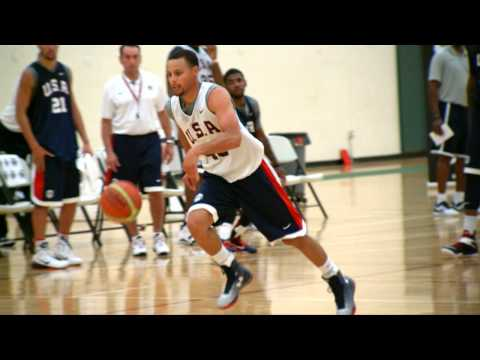 Best of Phantom: USA Basketball Practice in Chicago