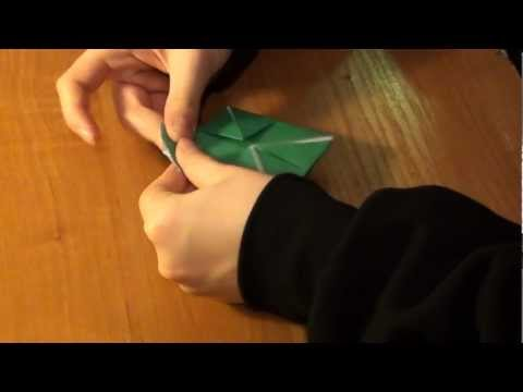 Уроки оригами для начинающих - видео