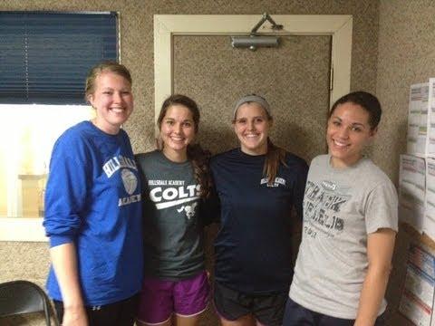 Hillsdale Academy Volleyball