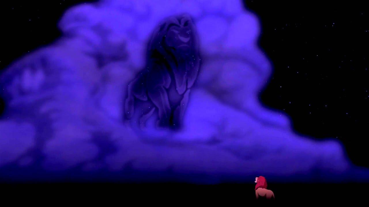 El Rey León - Recuerda quién eres (Escena Disney