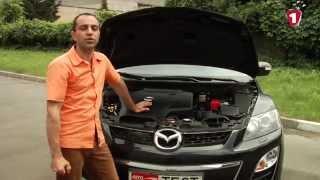 Mazda CX-7 - подержанные тачки