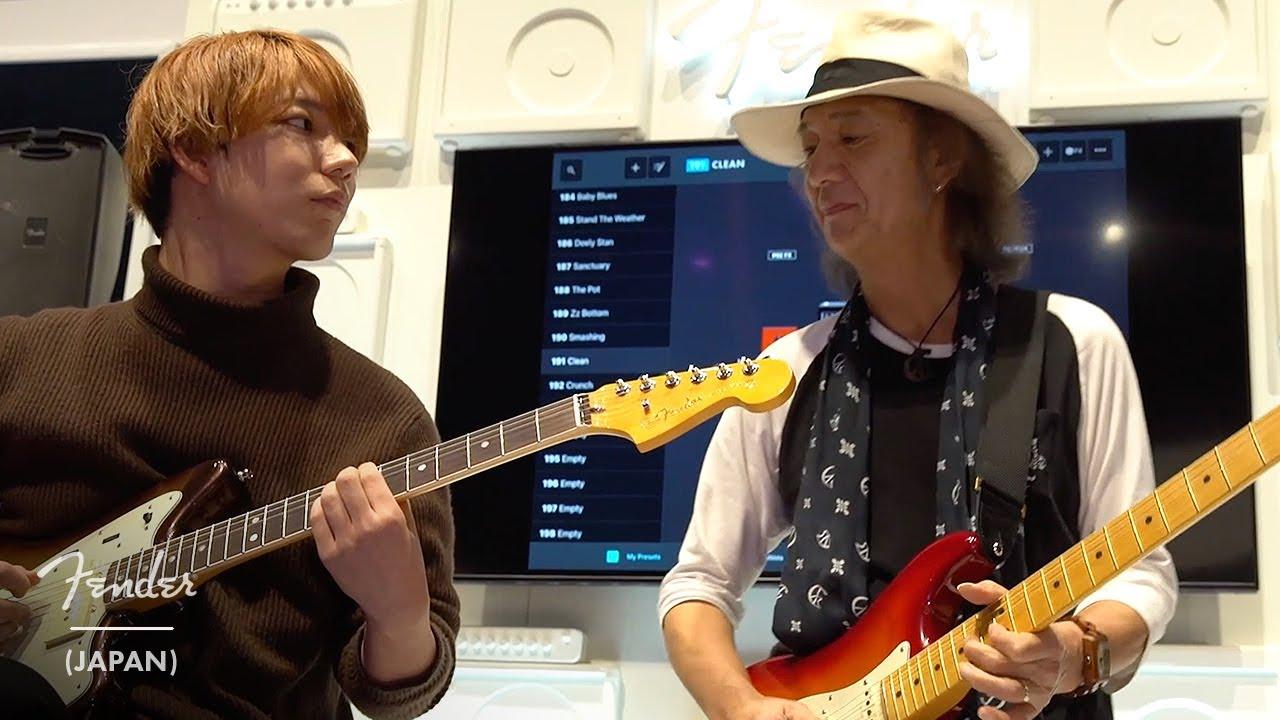 Char x ichika - 「NAMM 2020」Fenderブースからスペシャルステージの映像を公開 thm Music info Clip