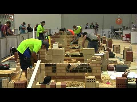 2014 WorldSkills Australia National Competition Day Two Highlights