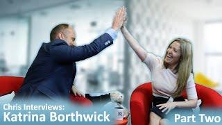 Chris Dunning Interviews Katrina Borthwick - Microsoft Inspire (2/6)