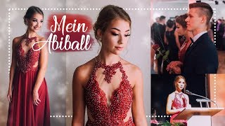 ABIBALL 2018 GET READY WITH ME + Impressionen // JustSayEleanor ♡