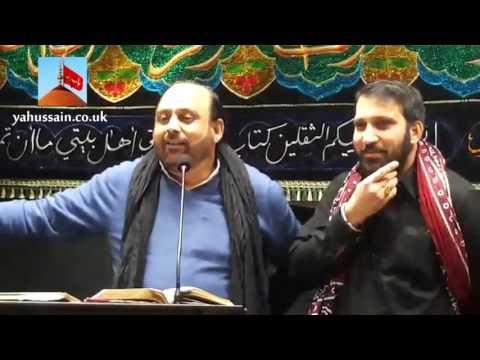 Zakir Zafar Shah   Hussainia Imambargah - Birmingham (UK) - 6th December 2015
