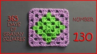 365 Days of Granny Squares Number 130