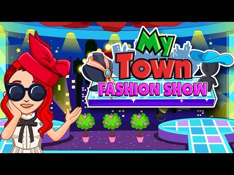 My Town : Fashion Show - New Update More Character and Design