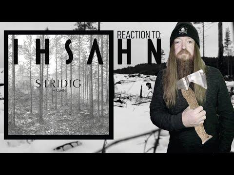 Download  Nordic Lumberjack reacts to IHSAHN - Stridig Gratis, download lagu terbaru