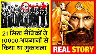 21 Vs 10000 Soldiers | Kesari Movie Real Story | Battle Of Saragarhi History | Akshay Kumar's Movie